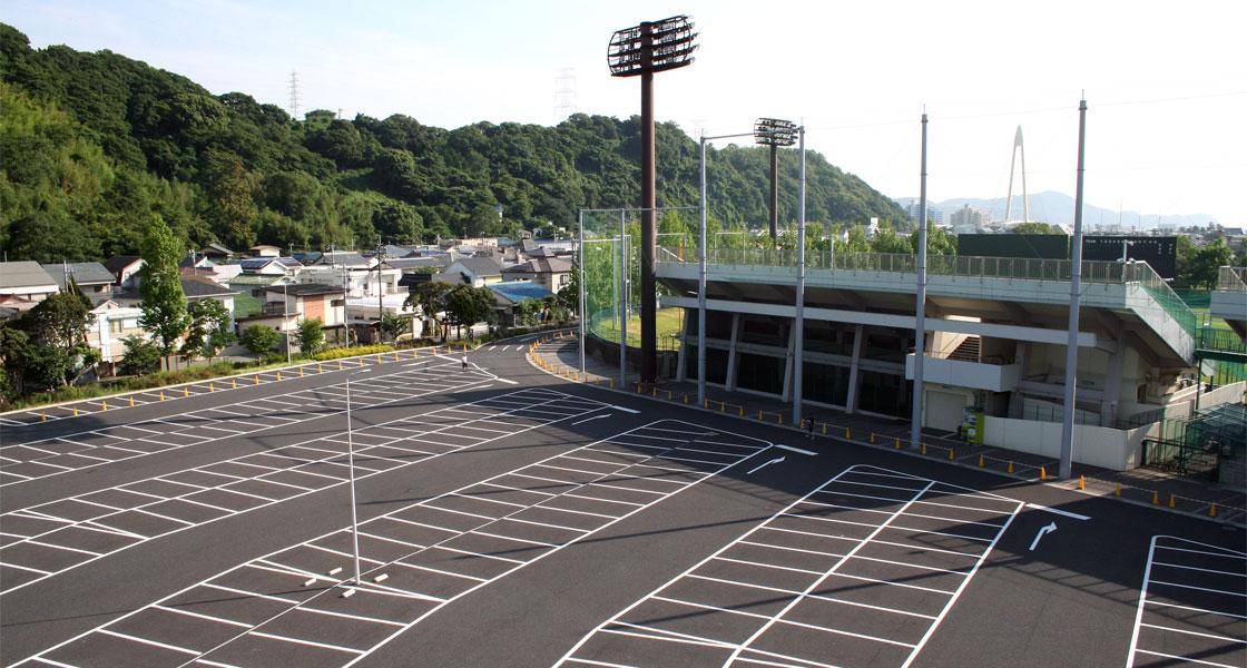 和歌山県(紀三井寺公園公園整備合併工事)