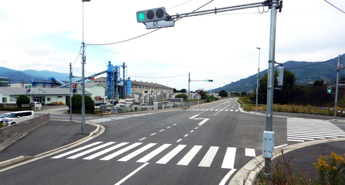 和歌山県(和歌山橋本線道路改良外合併工事)
