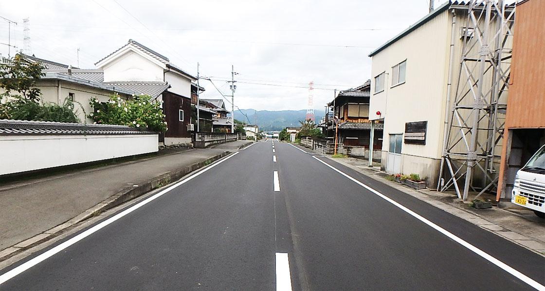 和歌山県(和歌山橋本線舗装補修外合併工事)