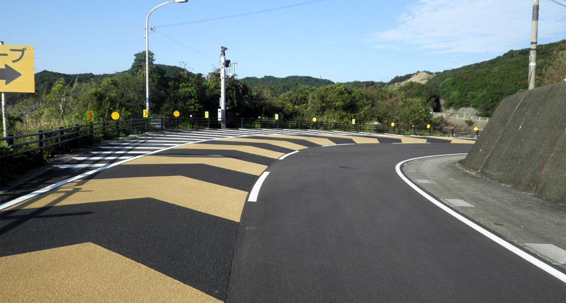 紀南河川国道事務所(国道42号田辺管内舗装補修工事)
