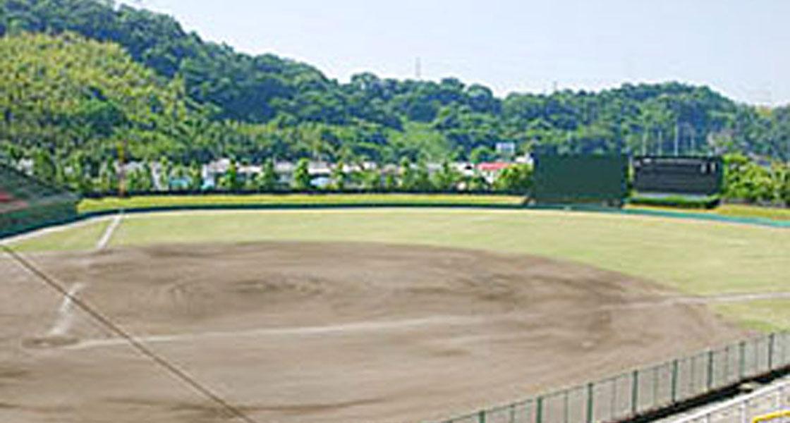 和歌山県紀三井寺野球場
